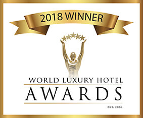 2018 World Luxury Hotel Awards Winner