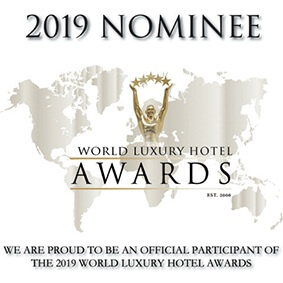 2019 World Luxury Hotel Awards Nominee