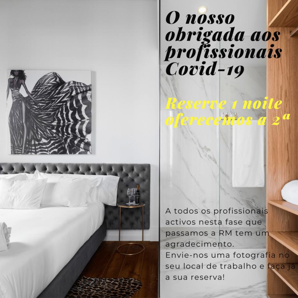 Oferta 1 noite RM Guest House